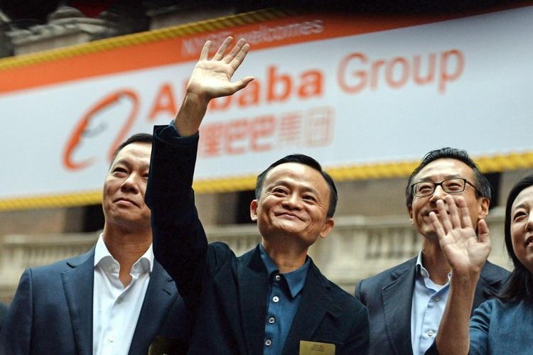 US-CHINA-ECONOMY-ALIBABA-IPO